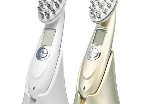 Laser Hair Growth Comb RF EMS Photon Massager Anti Hair Loss Hair Regrowth Brush
