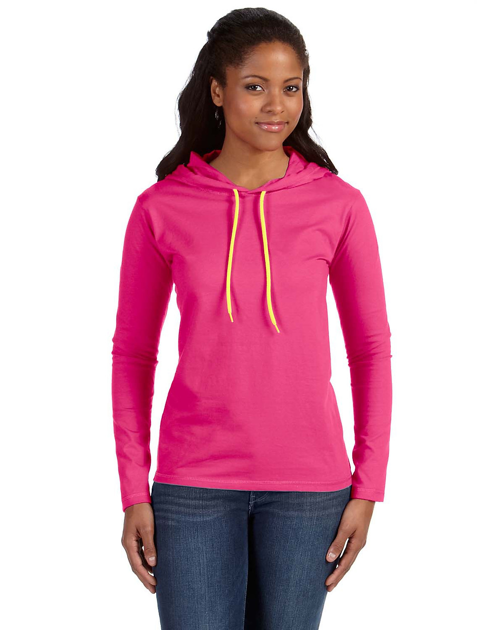 Discount Women's Hooded T-Shirts