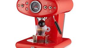 X1 iperEspresso Anniversary 1935 Machine - Red