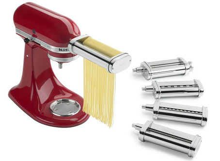 KitchenAid 5-Piece Pasta Deluxe Attachment Set