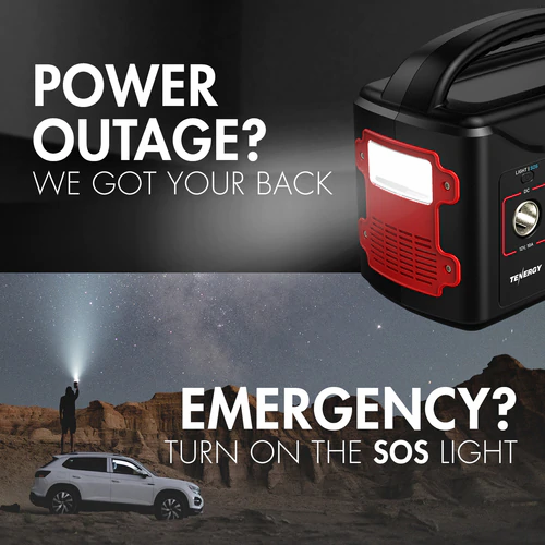 300Wh Backup Lithium Battery