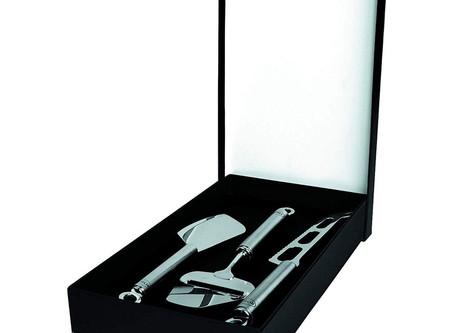 Rosle Cheese Knife Set in Gift Box