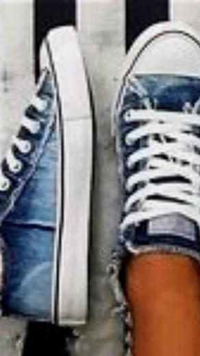 Canvas Flat Heel Casual Flats