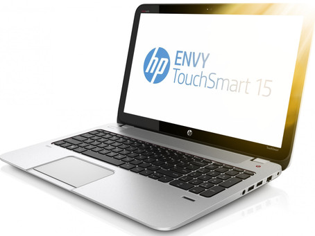 HP ENVY x360 Laptop -15t-ed000 touch