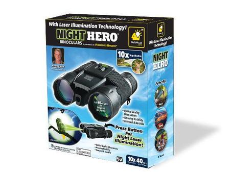 Night Hero Binoculars by Atomic Beam