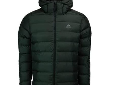 adidas Men's Itavic 3-Stripe 2.0 Puffer Jacket