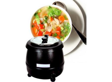 Eurodib Soup Kettle SB-6000, 10.5 Quart