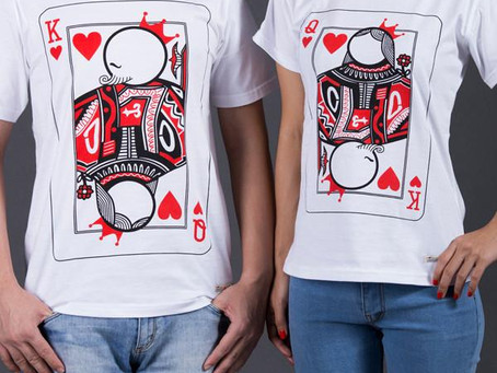 You Are My Other Half™ His & Hers Matching Couple Shirt Set