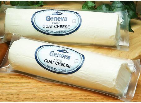 Geneva Goat Log - 6 x 10.5 Oz