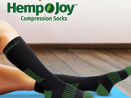 Hemp Joy™ Compression Socks