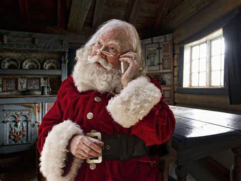 Personalized Video App Message From Santa Claus