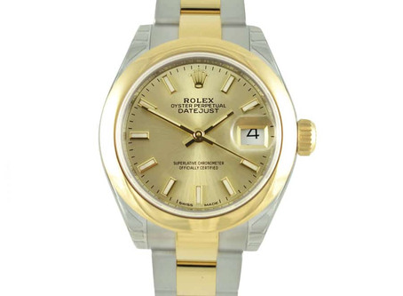 Rolex Lady-Datejust 28 Women's Luxury Watch 279163