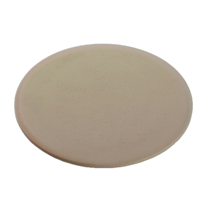 "13"" Round Pizza Stone - American Metalcraft"