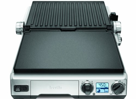Breville Die Cast The Smart Grill Indoor Grill