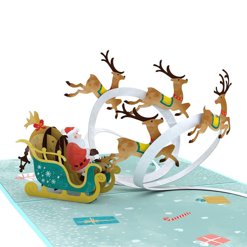 Discount 3D Christmas Cards