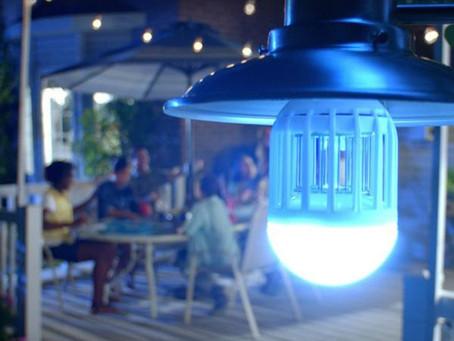 ZappLight - LED Light and Bug Zapper