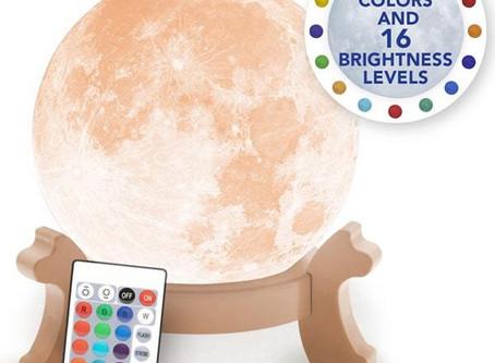 Full Moon Lamp