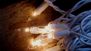50 Indoor Incandescent Mini String Lights, 31.75 FT White Cord