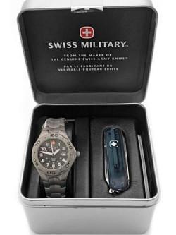 Swiss Military® Ladies Titanium Watch Set