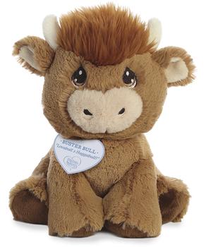 Lovabull & Huggabull Buster Bull Stuffed Animal