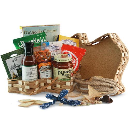 Custom Christmas Gift Baskets