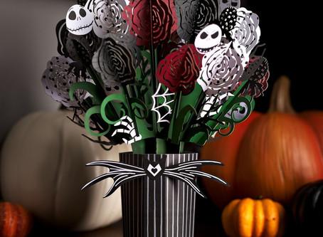 Disney Tim Burton's The Nightmare Before Christmas - Spooky Bouquet