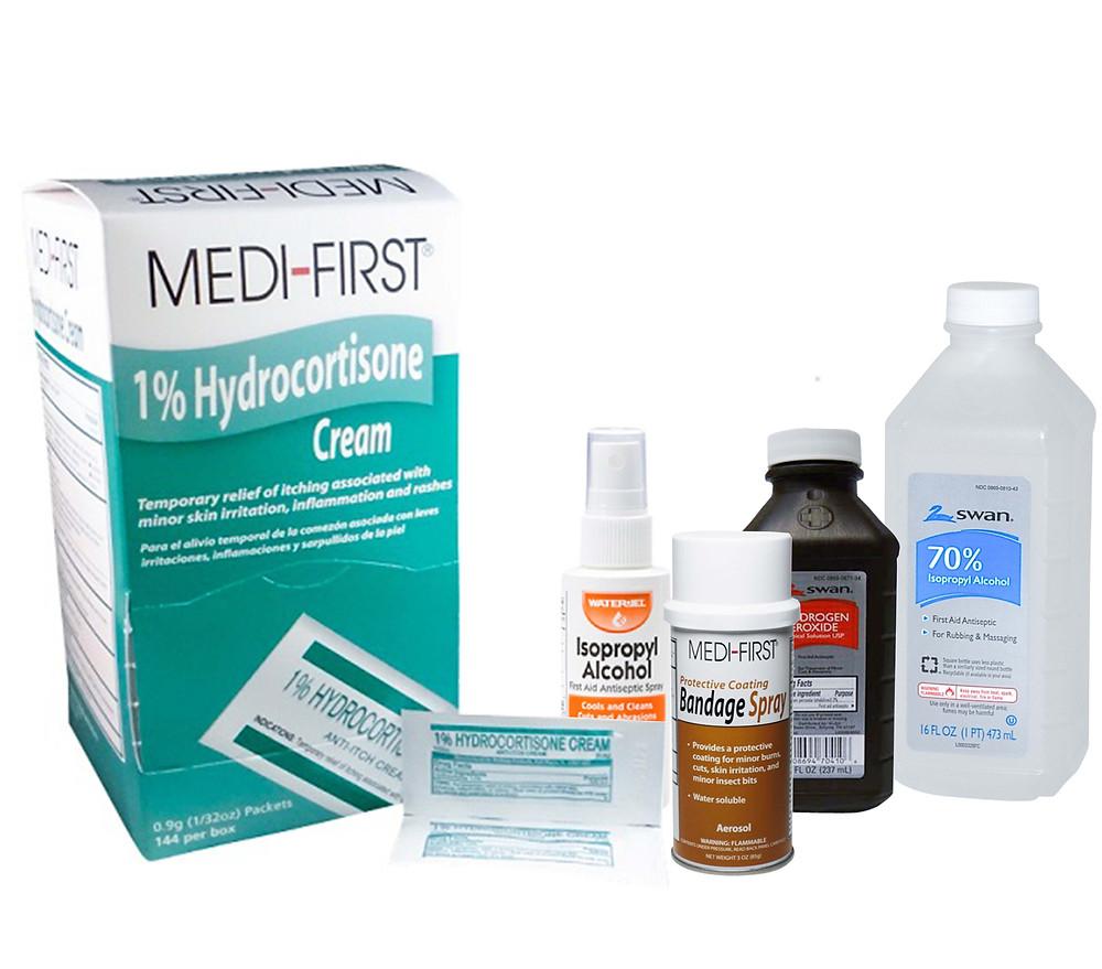 Antiseptic Wash Products