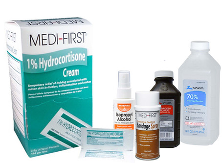 ANTISEPTIC PRODUCTS