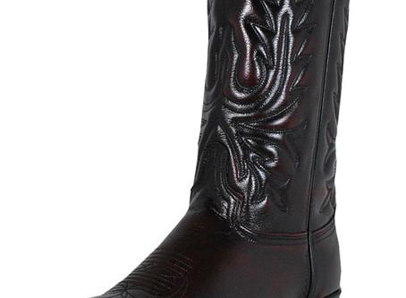 Men's Abilene Black Cherry Western Boots 6461