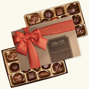 Brighten The Holiday With Chocolate Candy Gift Boxes