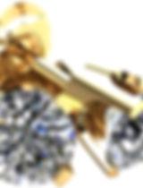 Diamond Earrings & Studs