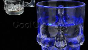 LED 20oz Skull Mug - Multicolor