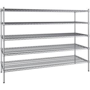 Wire Shelving Storage Solutions