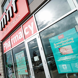 Mint Health + Drugs - Grande Prairie, AB