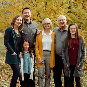 Lorna + Cory Family