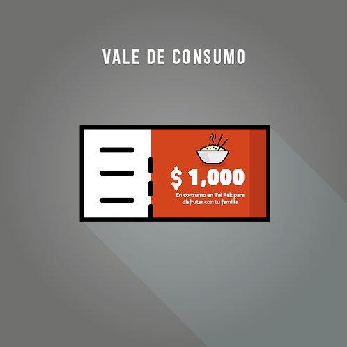 Vale de Consumo