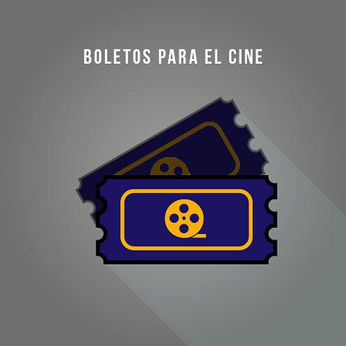 Boletos para el Cine