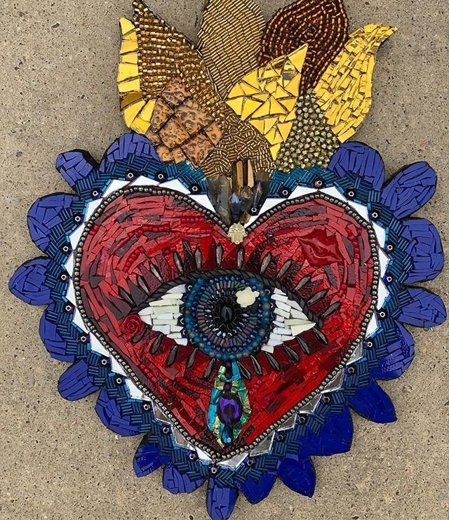 Flame heart Workshop