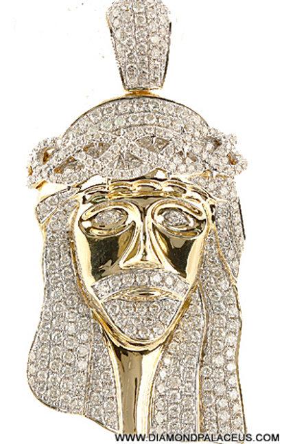 DIAMOND JESUS HEAD