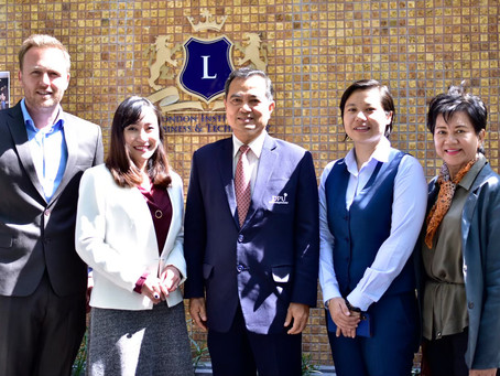 MOU between DPU Aviation Academy (DAA) and London Institute of Business & Technology  (LIBT)