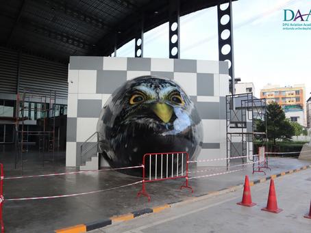 อัปเดตความคืบหน้าโครงการ DPU Flight Simulator Training Centre (DFT)