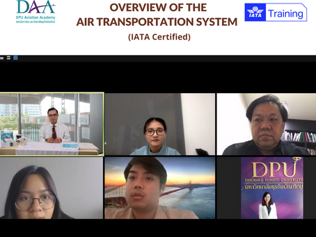 Overview of the Air Transportation System
