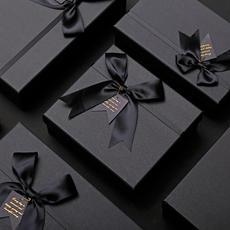 Ribbon Rigid Boxes
