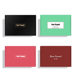 Paper rigid Boxes 8