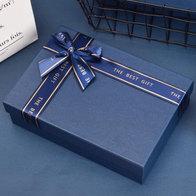 Cajas rígidas de regalo de papel