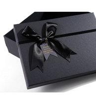 Ribbon bow black Rigid Boxes Rigid Boxes