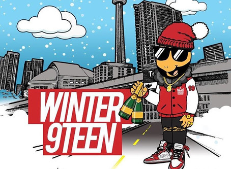 UPN6XT X DJ Young Legend- Winter 9teen Mixtape