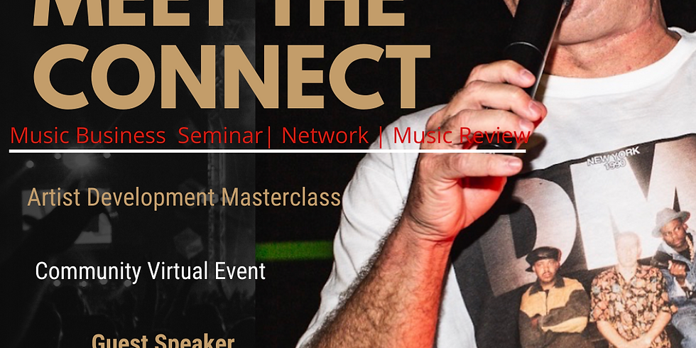 Meet The Connect Feat. Steve Lobel