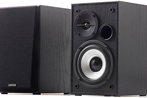 "Edifier R980T 4"" Active Bookshelf Speakers - 2.0 Computer Speaker - Powered Stud"