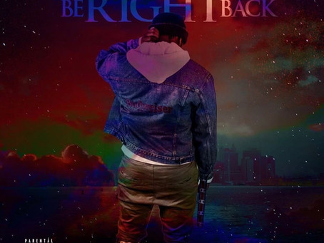 "Pablo drops his highly anticipated project ""Be Right Back"""